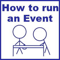 How to run an event
